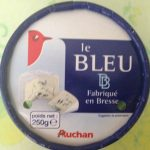 auchan branza Bleu