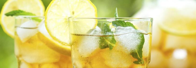 Alege ice tea preparat de tine si nu ice tea comercial