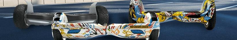 Gadget-uri pentru miscare urbana – hoverboard si multe altele