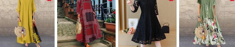 Alege sa porti rochii inclusiv in sezonul de toamna – iarna