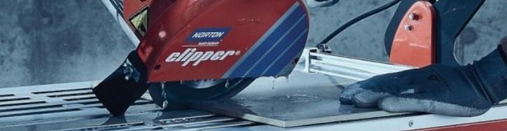 Alege cu atentie scule si abrazivi de calitate, marca Norton Clipper